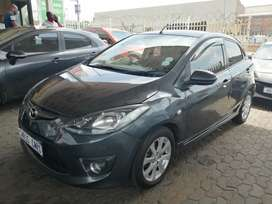 2008 Mazda 2 1,3 engine capacity