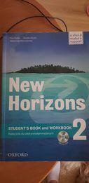 Podręcznik New Horizones 2