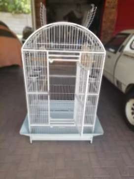 AFRICAN GRAY Cage