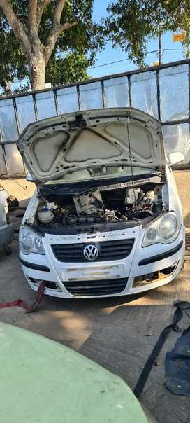 vw polo 9n 1.4 blm breaking up for spares at Vw Autobreakers pty ltd