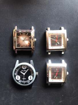 4 watches (Tomato and Fubu) - see description for price