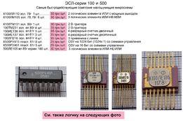 микросхемы цифровые продам