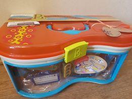 Battat игровой набор добрый доктор i-Болит в чемоданчике врача звук