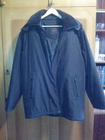 Куртка мужская зимняя длинная.