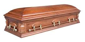 Selling caskets and coffins