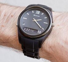 Смарт-часы Martian Notifier (Black)