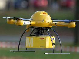 Грузовой дрон коптер беспилотник для перевозки груза новый без залога