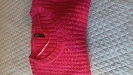 Sweter bluzka tunika damska Kaphal roz.44-46 XXXL ciepły jak nowy