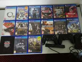 PlayStation 4 game's, Controller's and Camera for ps4