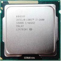 Процессор i7-2600 Processor 8M Cache, up to 3.40 - 3.8 GH, i7 3770