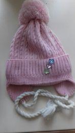 Продаю шапочку детскую двойную, на 3-5лет