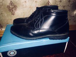 Мужские зимние ботинки Ronzo