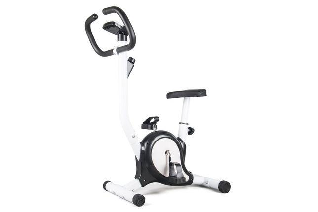 ROWEREK rower stacjonarny treningowy, mechaniczny - do 100 kg. Nowy Sierakowice - image 4