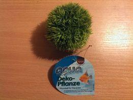 Аквариумное растение Moss круглое Trixie новое 9 см