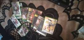 XBOX 360 GAMES, CONTROLLERAND KINECT