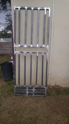 Steel fabrication and Gates