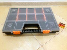 Органайзер чемодан ящик для бисера или метизов