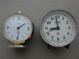 Часы/Будильники Слава/ SLAVA (СССР)