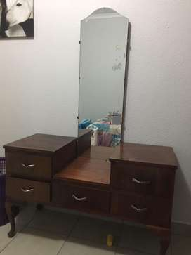 Old Dressing Table
