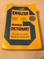 Mini słownik języka angielskiego
