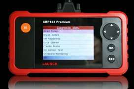 Launch C Reader 123 P