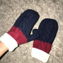 Варежки перчатки Томми Хилфигер Tommy Hilfiger
