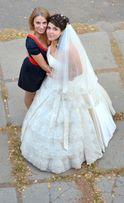 Свадебное платье б/у можно прокат днепр