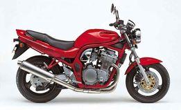 Розбор Suzuki bandit 600