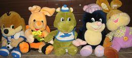 Коллекция мягких игрушек Lava