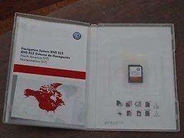 КАРТЫ Украины GPS V10 Volkswagen Skoda SEAT rns315 310 510 V8 V9