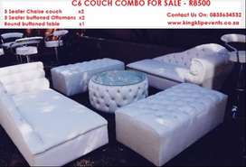 Vip events couch combos for sale