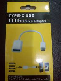 Type C otg cable adapter 0