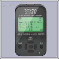 Передатчик-контроллер Yongnuo YN-622C-TX для Canon (E-TTL)
