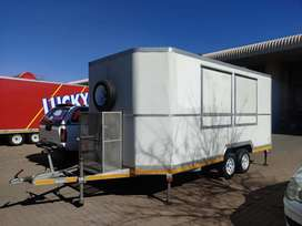 Mobile Kitchen For Sale - Contact for More info