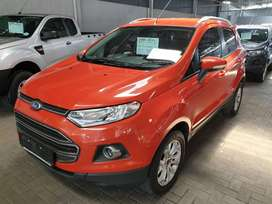 ~2015 Ford EcoSport 1.5TDCi Titanium-Only 72500km