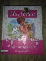 Seria Książek ,,Martynka'' - zestaw 3 szt książek
