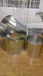 Формы (набор 3шт )для выпечки пасок -450 руб. 1 набор.