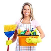 Уборка квартир / прибирання квартир будинків