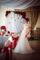 Продам роскошное свадебное платье)