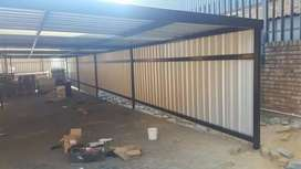 Real Steel Carport and Awnings.