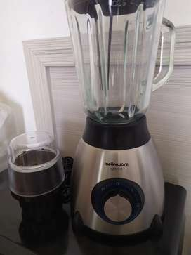 Mellerware 550w blender with grinder brand new