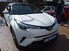 Toyota C-HR 1.2 Petrol SUV Automatic For Sale
