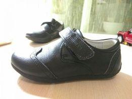 Кожаные туфли детские Шалунишка