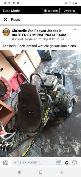 Go kart just ask for more photos