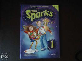 New Sparks 1 podręcznik - NOWY!!!