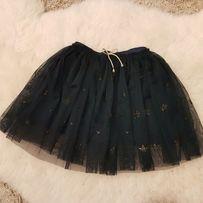 Komplet ubrań 6 ubrań dla dziewczynki 140cm