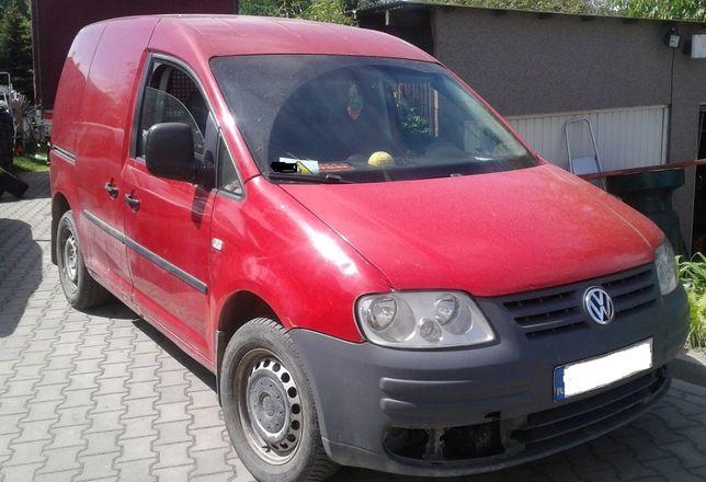 VW CADDY Przód Maska Lampy Zderzak Błotniki Pas Chłodnica Wzmocnienie Skawina - image 8
