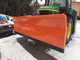 Лопата-відвал для снігу, зі змінним кутом роботи
