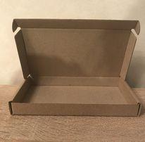 Коробка картонная самосборная почтовая 180х100х20мм Коробки посылочные