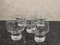 Image of x5 patterned glasses (small/medium)